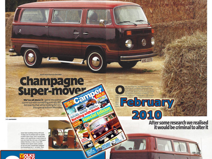 Volksworld Camper and Bus 2010