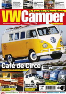 VW Camper & Commercial Cover