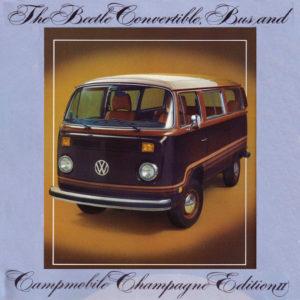 1978 Volkswagen Champagne Edition